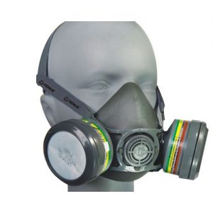 Half face respirator - racknsell