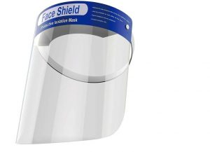 face shield - Racknsell
