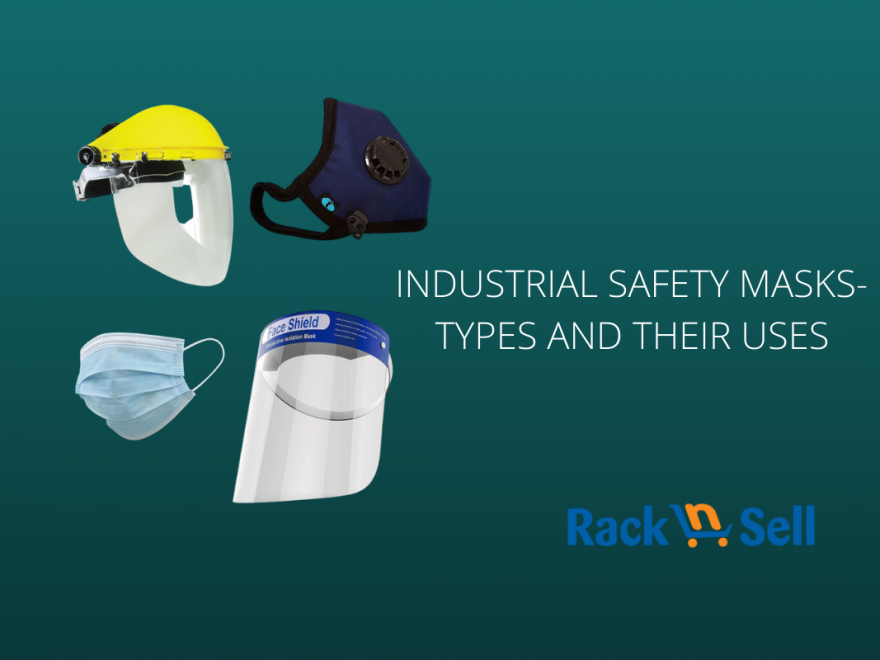 INDUSTRIAL SAFETY MASKS - Racknsell