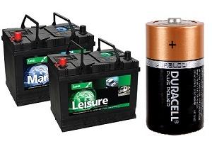 Drycell & Batteries