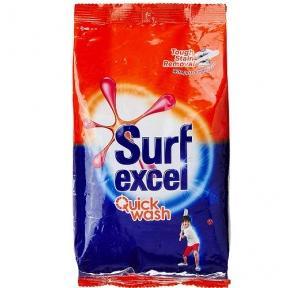 Surf Excel Quick Wash Detergent Powder, 1 kg