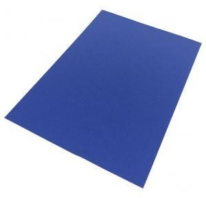 Agarwal Blue PVC Binding Sheet, Size: A3, 100 Sheets