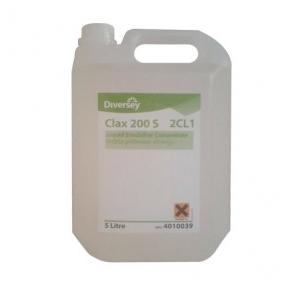 Diversey Clax 200S Concentrated Surfactant Booster, 5 Ltr