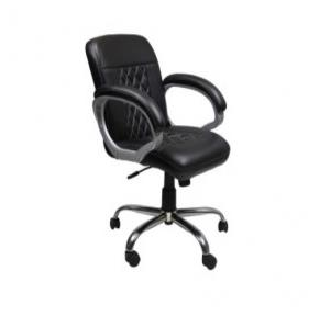 121 Black Computer Chair