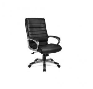 116 Black Leatherette Chair