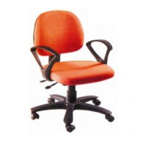 106 Orange Computer Chair