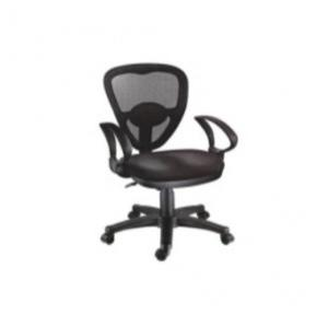 102 Black Net Back Mesh Chair