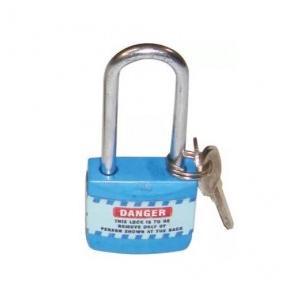 Asian Loto Long Shackel Lockout Padlock with 3 Key, ALC-LPL