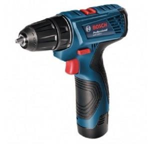 Bosch GSR 120-LI Cordless Drill, 10.8 V, 1300 rpm, 06019F30L3
