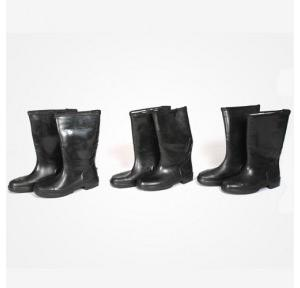 Power Gumboot PVC With Lining, Size: 6