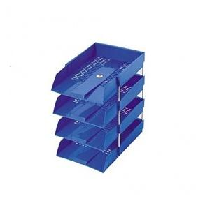 Omega No. 1718 Office Tray - 4 Compartment