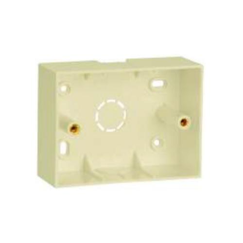 Anchor Roma Concealed Plastic Box, 4 M, 21248