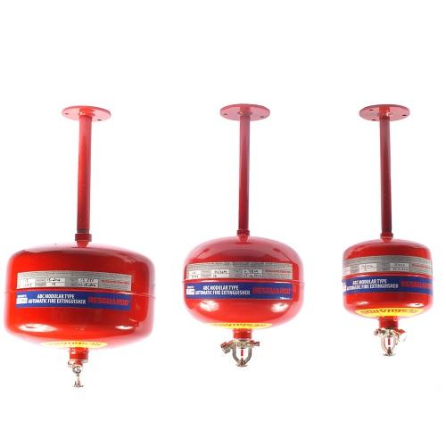 Resguardo ABC Modular Type Automatic Fire Extinguisher, 10 Kg