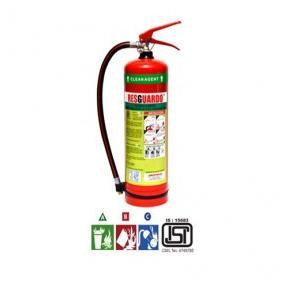 Resguardo Clean Agent - HFC-236FA, 4 Kg