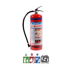 Resguardo Powder Type Fire Extinguisher, 4 Kg