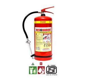 Resguardo Foam Type Fire Extinguisher, 9 Ltr