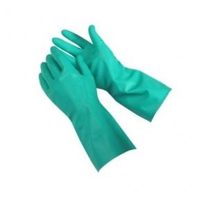Rubber Green Hand Gloves