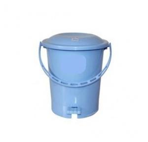 Plastic Small Pedal Dustbin