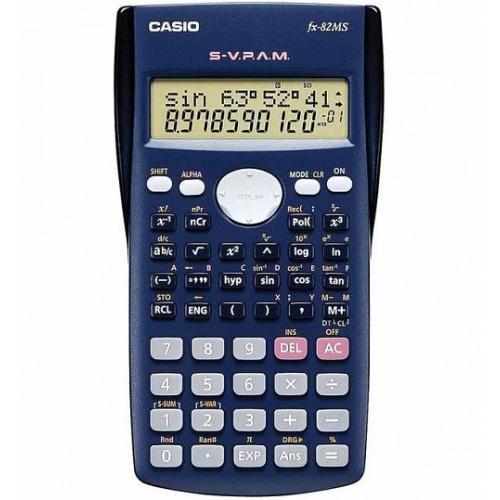 Casio Scientific Calculator FX-82MS