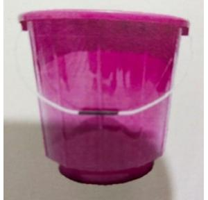 Plastic Bucket, 5 Ltr