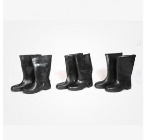 Power Gumboot With Lining, Size: 6, Length: 14 Inch