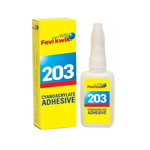 Fevikwik 203 Cyanoacrylate Adhesive 20ml
