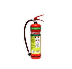 Resguardo Clean Agent Type Fire Extinguisher, 2 kg