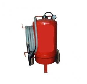 Armour Powder And Trolley Fire Extinguisher, 50 kg