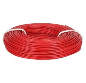 Kalinga 2.5 Sq mm Single Core Red FR PVC Housing Wire (90 Mtr)