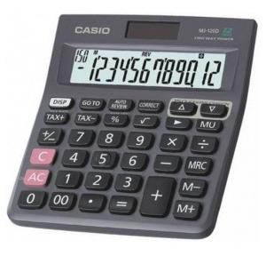 Casio Calculator MJ-120D