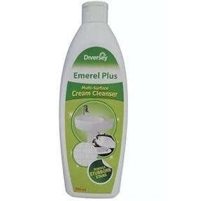 Diversey Emerel Plus Multi-Surface Cream Cleanser, 500 Ml