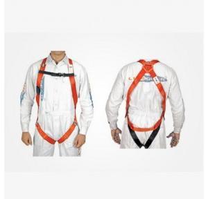 Usha Armour Full Body Harness Scaffold Hook Single Lanyard LGR 100