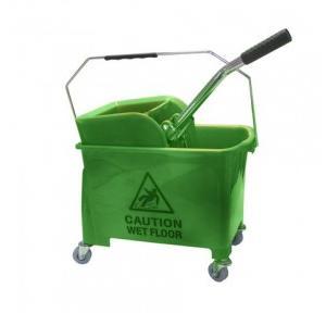 Diversey Taski Green Bucket Wringer,  12+18 Ltr