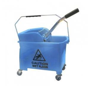 Diversey Taski Blue Bucket Wringer , 12+18 Ltr