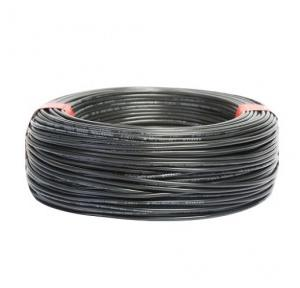 Havells 1 Sq mm Single Core Life Line S3 FR PVC Insulated Industrial Cable, Black (90 Mtr)