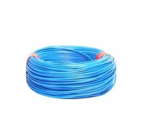 Havells 1 Sqmm 1 Core Life Line S3 FR PVC Insulated Industrial Cable, 180 mtr (Blue)