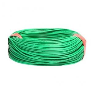 Havells 1 Sqmm 1 Core Life Line S3 FR PVC Insulated Industrial Cable, 180 mtr (Green)