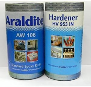 Araldite Hardener & Resin, 450 gm