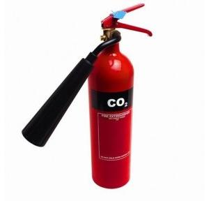 Rapid-X Fire Extinguisher CO2, 4.5 Kg