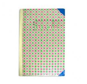 Saraswati White Binding Register L/B 3 Qr, Size: 16x26 cm