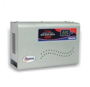 Microtek Voltage Stabilizer EM-4090, 90 - 300 V