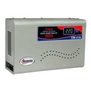 Microtek Voltage Stabilizer EM-4150, 150 - 280 V