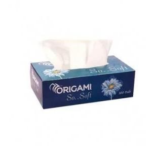 Origami So Soft Face Tissue 100 pulls 2 Ply, 20cmx20 cm