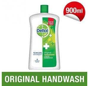 Dettol Liquid  Handwash,  900ml