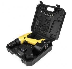 Buildskill BCD2100 Cordless Drill, 12 V, 550 rpm