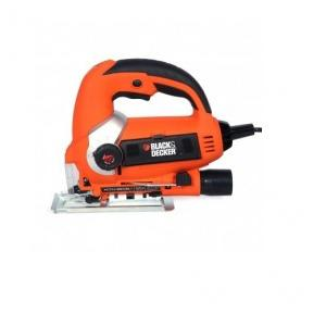 Black & Decker KS900E Jig Saw With Variable Speed, 600 W, 3000 spm