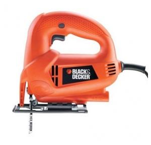 Black & Decker KS600E Jig Saw, 450W, 3000 spm