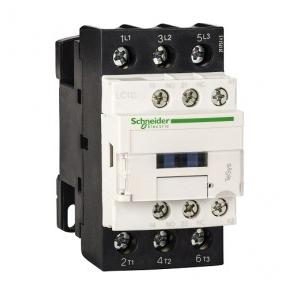 Schneider TeSys D 25A 1NO+1NC 3 Pole AC Control Power Contactor, LC1D25M7