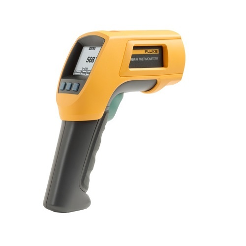 Fluke Two-in-One Infrared And Contact Thermometer, 568
