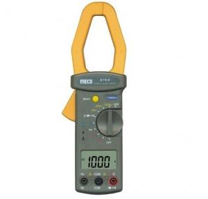 Meco 3150 Digital AC Clamp Meter 1000 A 750 V